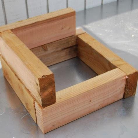 деревянная форма