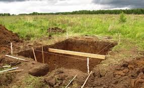 Выбираем место для погреба