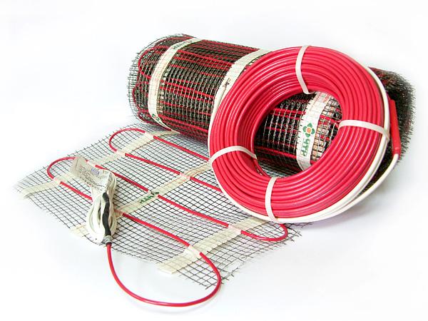 Греющий кабель для тёплого пола