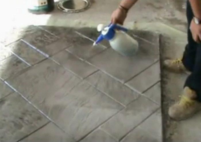 подготовка основания под декоративный камин