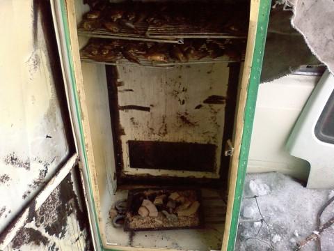 Коптильня для холодного копчения из холодильника своими