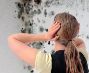 методы борьбы с плесенью в ванной