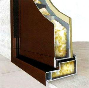полистирол для утепления двери