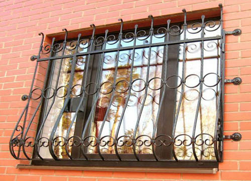 декоративная решётка для окна